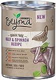 Purina Beyond Grain-Free Beef & Spinach Recipe Adu...