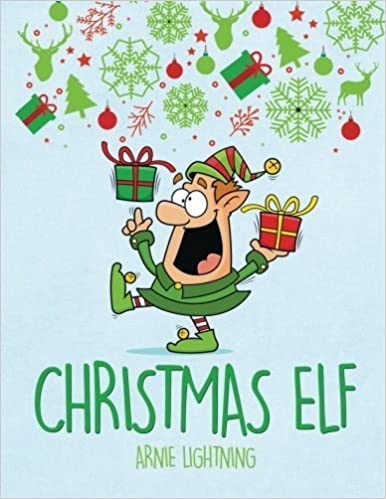 Book Christmas Elf: Christmas Stories, Christmas Coloring Book, Jokes, Games, and More! (Volume 2) by Arnie Lightning (2015-11-26)