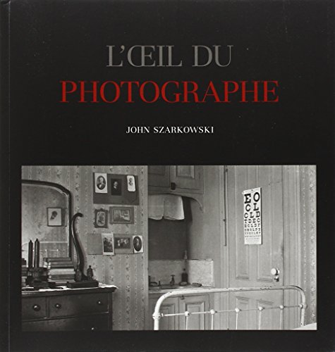 L'oeil du photographe : The museum of modern art, New-York