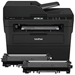 For the busy and growing home or small office, the Brother Compact Laser All-in-One with toner is the perfect box set with up to two years of toner included. Updated to improve efficiency for the small or home office, the new Brother MFC-L275...