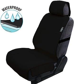 AD35 Wasserdicht Sitz Beschützer Autositzbezug Auto-Vordersitzbezug Universal