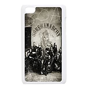 iPod Touch 4 Phone Case White Sons Of Anarchy HKL233699