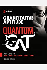 Quantitative Aptitude Quantum CAT Common Admission Tests for Admission into IIMs Paperback