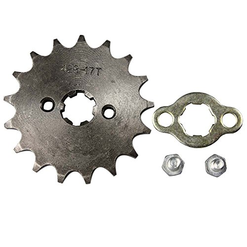 Wingsmoto Sprocket Front 428-17T 17mm Motorcycle ATV Dirtbike