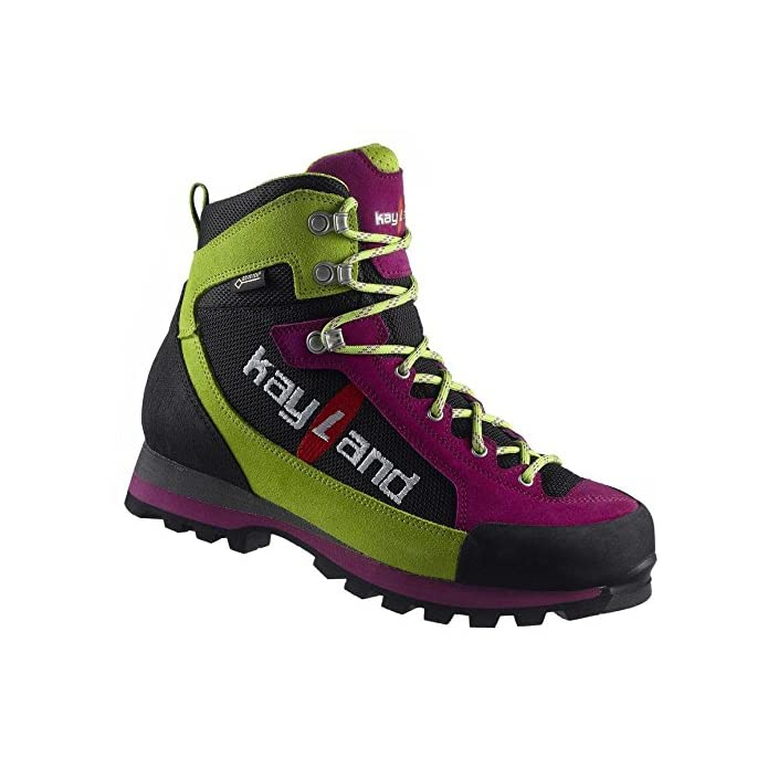 Kayland Shoes Women Bakpacking Xm Lite W's Gtx Pink-lime