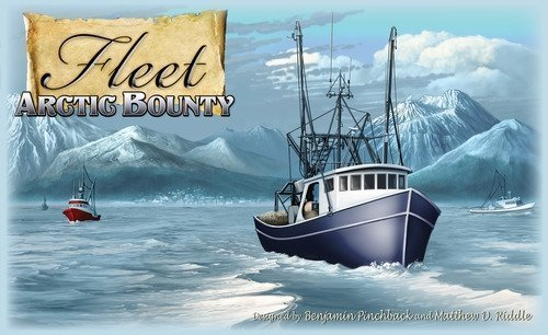 Eagle Games Fleet Expansion Artic Bounty (Best New Pc Strategy Games)