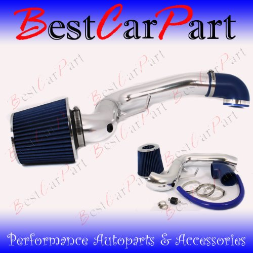 - 95 96 97 98 99 00 01 02 Chevy Cavalier Z24 2.3/2.4 Cold Air Intake + Blue Filter CCH1B