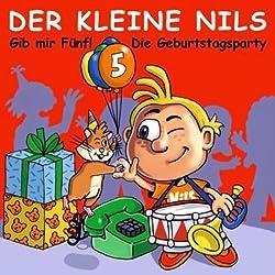Der kleine Nils. Gib mir fünf!