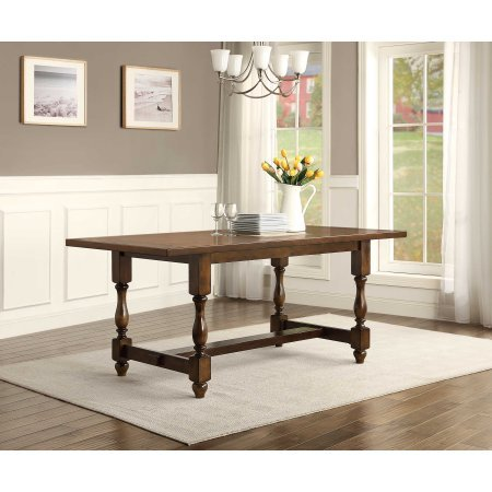 Better Homes and Gardens Providence Dining Table, Brown