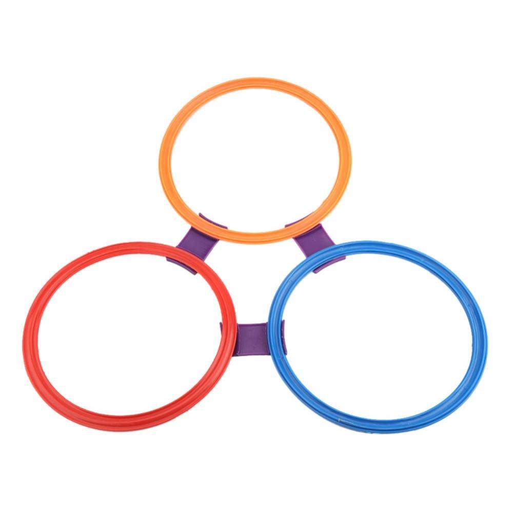 FTVOGUE ジャンピングリング5個 ゲーム スポーツ おもちゃ アウトドア 遊び アクティビティ 子供用 B07H4NH1BR