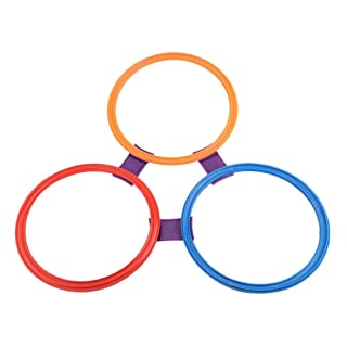 Jumping Rings Game Sports Toy Outdoor Playing Activity for Children and Kids FTVOGUE