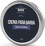 Bálsamo para hacer recer la barba. Es completamente natural y organico. Esta crema para barba promueve el crecimiento saludable de la barba y bigote. Deja el vello facial acondicionado, repara, nutre y suaviza el vello facial. Tu barba se mer...