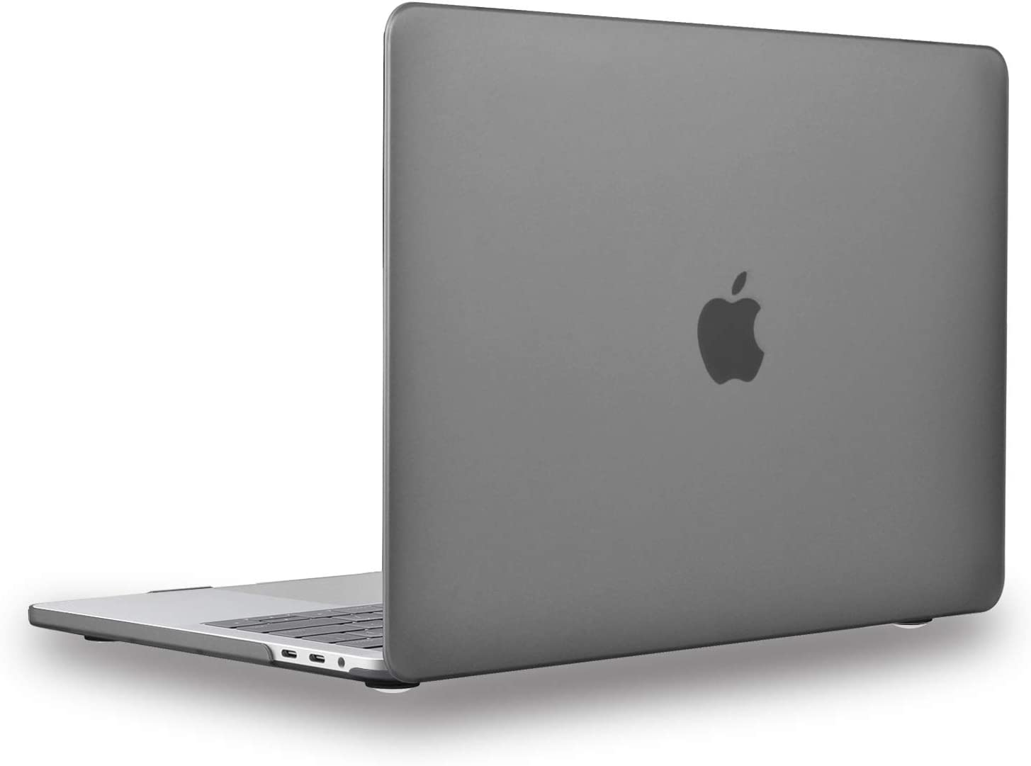UESWILL MacBook Pro 13 inch Case 2020 2019 2018 2017 2016 Release A2289 A2251 A2159 A1989 A1706 A1708, Matte Hard Case for MacBook Pro 13 inch, 2/4 Thunderbolt 3 Ports (USB-C), Gray