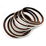 T&B Self-Adhesive Pile Weatherstrip for Windows & Doors 3/8-Inch x 3/8-Inch Brown (5250ft)