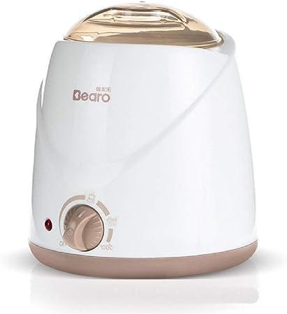 Calienta Biberones Esterilizador Calentador de Alimentos para bebé, 4 en 1 Eléctrico Biberon Termostato Inteligente Calentador