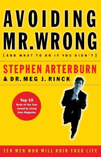 Download Avoiding Mr. Wrong (and What To Do If You Didn't) PDF