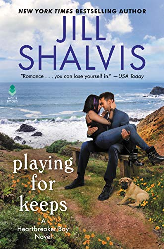 Playing for Keeps: A Heartbreaker Bay Novel by [Shalvis, Jill]