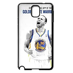 Golden State Warriors Stephen Curry Pattern Productive Back Phone Case For Samsung Galaxy NOTE3 Case Cover -Style-4
