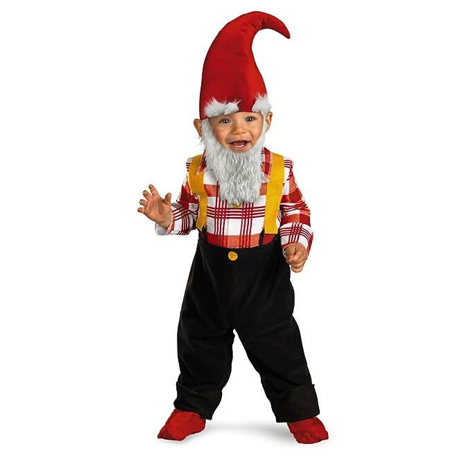amazoncom disguise limited unisex child garden gnome baby costume clothing