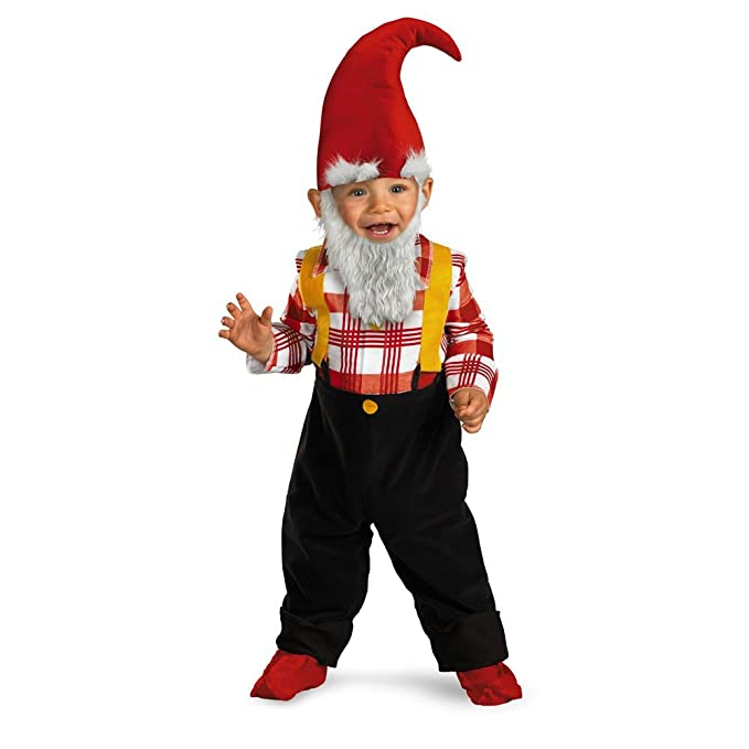 Garden Gnome Infant/Toddler Costume