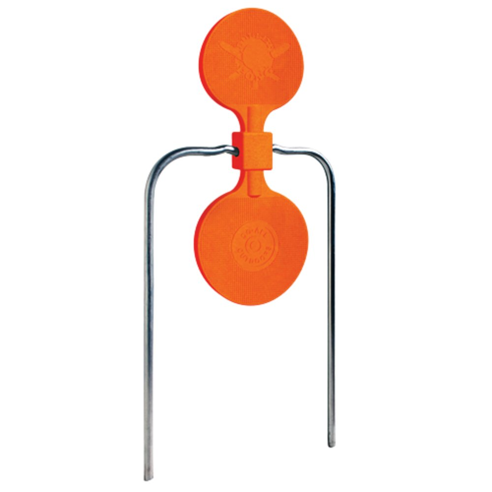 Do-All Outdoors Bullet Pong Self-Healing Target, Rated for .22 - .50 Caliber