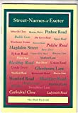 Street Names of Exeter