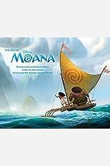 The Art of Moana Hardcover