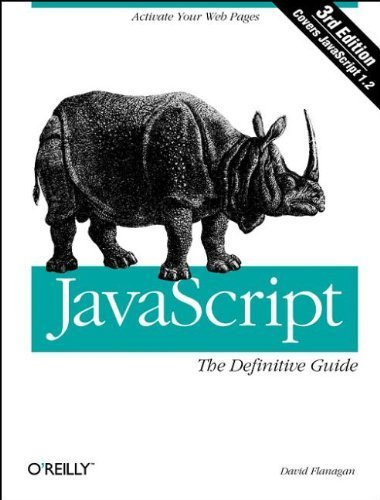 JavaScript: The Definitive Guide by David Flanagan (1998-06-11)