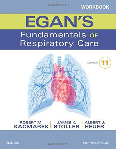 Egan's Fund.Of Respiratory Care Wkbk.