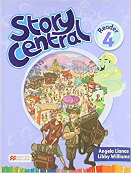 Story Central Level 4 Student Book + eBook Pack: Amazon.es: Libros
