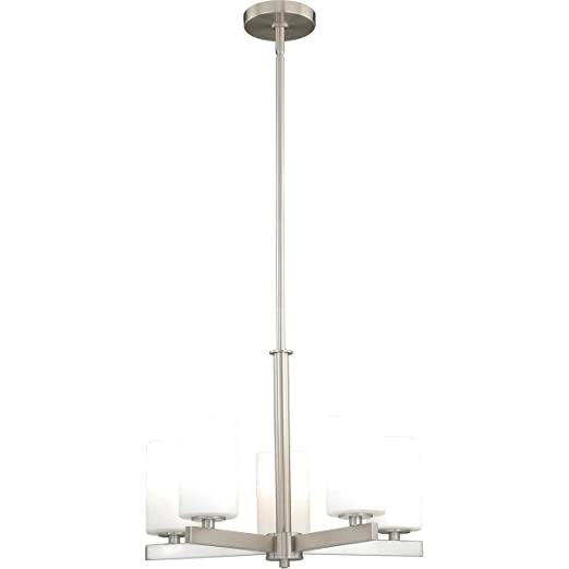 Amazon.com: Chandeliers - Lámpara de techo (5 unidades ...