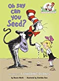 With the able assistance of Thing 1 and Thing 2 -- and a fleet of Rube Goldbergian vehicles -- the Cat in the Hat examines the various parts of plants, seeds, and flowers; basic photosynthesis and pollination; and seed dispersal.