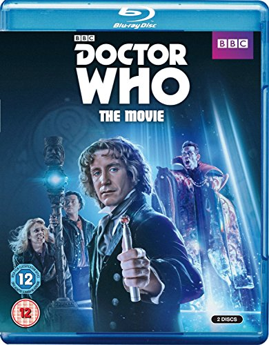 Doctor Who – The Movie [Blu-ray]