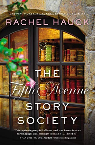The Fifth Avenue Story Society by [Hauck, Rachel]