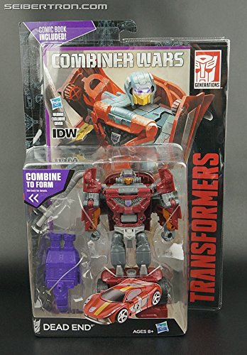 Transformers Hasbro Generations Combiner Wars Decepticon Menasor Dead End Deluxe Class