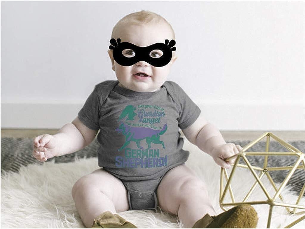 Amazon.com: Body para bebé con diseño de ángel de la guardia ...