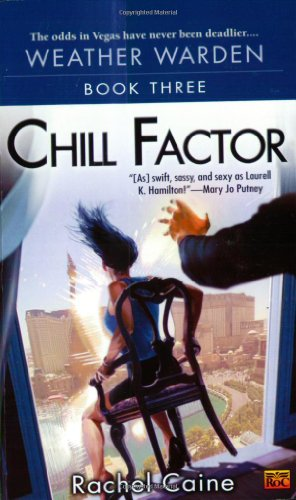 Chill Factor (Weather Warden, Book - Vegas Malls In Best