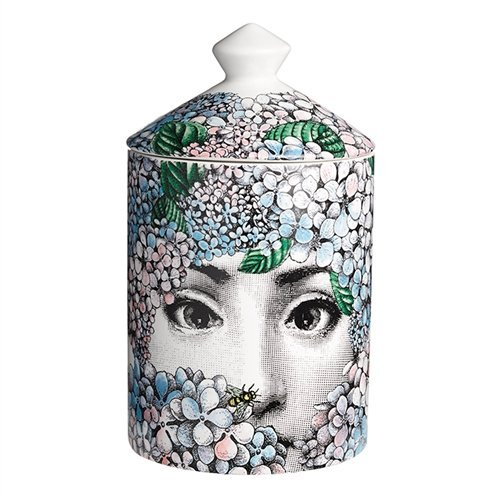 Ortensia Flora Scented Candle by Fornasetti Profumi