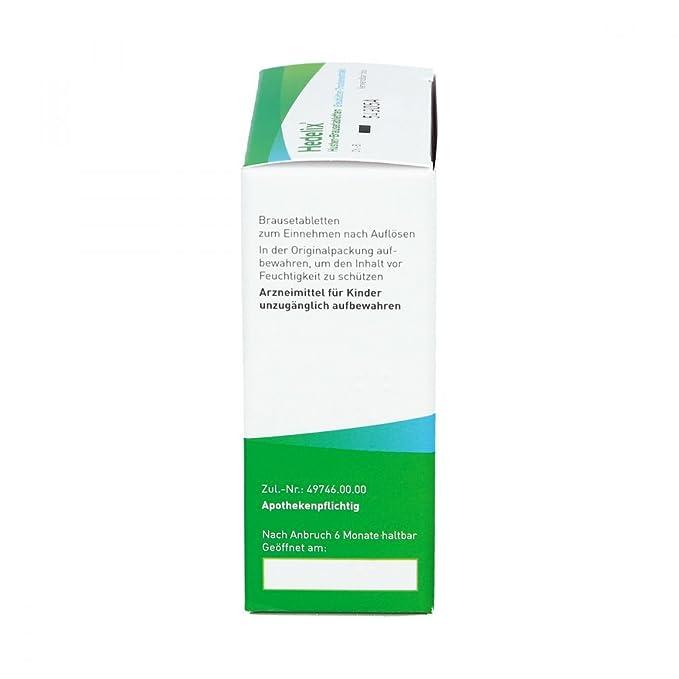 HEDELIX la TOS-tabletas efervescentes 20 ST: Amazon.es: Salud y cuidado personal