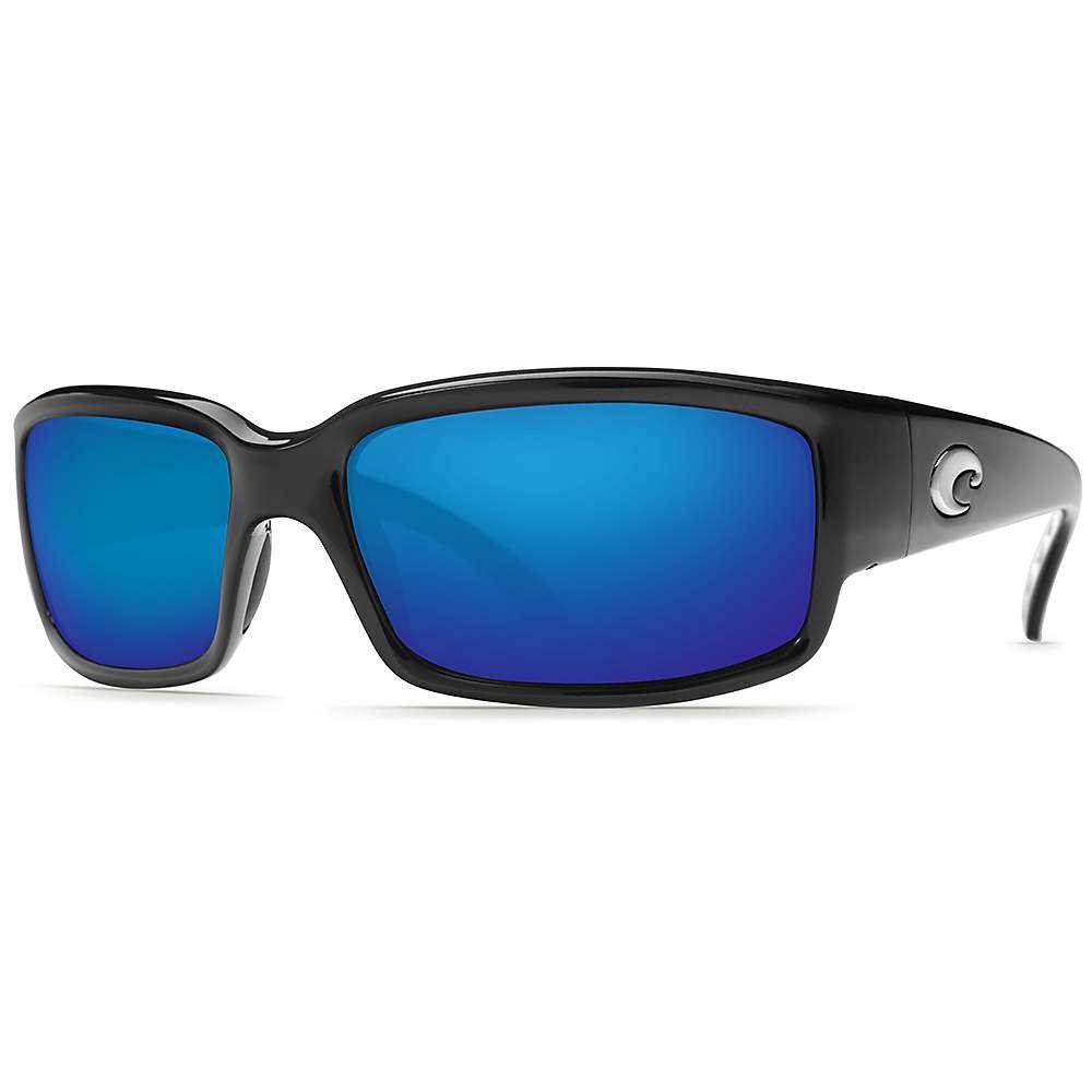 Costa Del Mar Caballito Polarized Sunglasses Black / Blue Mirror Glass One Size by Costa Del Mar