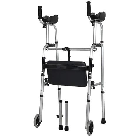 Andadores para discapacidad Walker de Doble Brazo Ligero ...