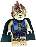 Lego Kids Amazon Exclusive 9009525 Legends of Chima Laval and Cragger 2-Pack Minifigure Alarm Clocks