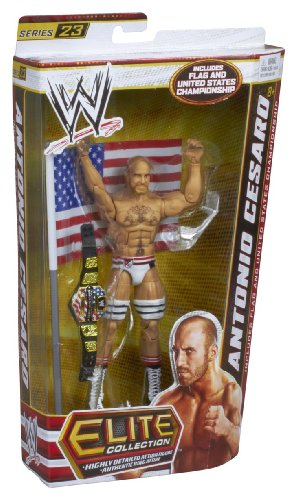 WWE Elite Collection Series #23 Antonio Cesaro Action Figure