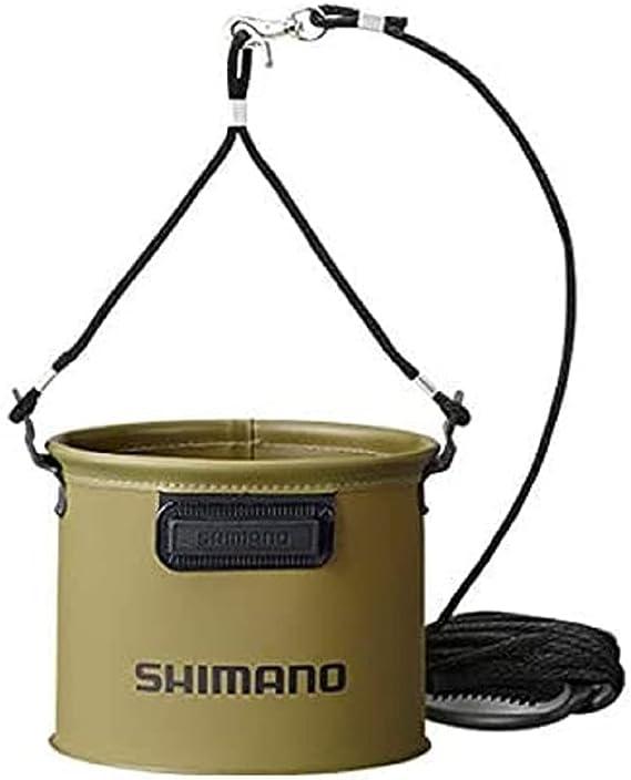 シマノ 水汲バッカン BK-053Q 17cmの画像