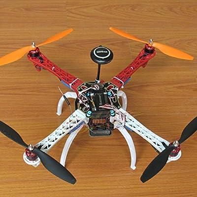 Hobbypower DIY F450 Quadcopter Kit with APM2.8 Flight Controller+ NEO-7M GPS + 920KV Brushless Motor & Simonk 30A ESC