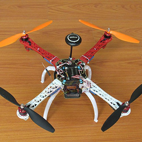 Hobbypower DIY F450 Quadcopter Kit with APM2.8 Flight Controller+ NEO-7M GPS + 920KV Brushless Motor & Simonk 30A ESC