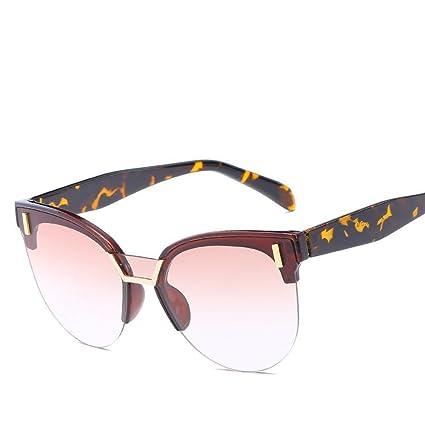 BiuTeFang Gafas de Sol Mujer Hombre Polarizadas Gafas de Gato Retro de Gafas de Sol Moda