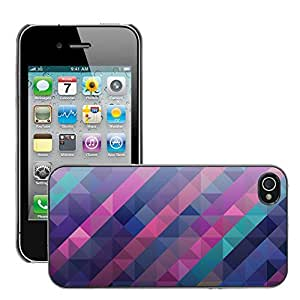Super Stellar Slim PC Hard Case Cover Skin Armor Shell Protection // M00051760 abstract mac patterns aero // Apple iPhone 4 4S