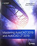 img - for Mastering AutoCAD 2019 and AutoCAD LT 2019 book / textbook / text book