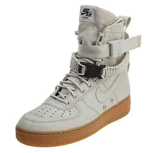 Nike SF Air Force 1 Womens Shoes Light Bone/Light Bone 857872-004 (9.5 B(M) US)